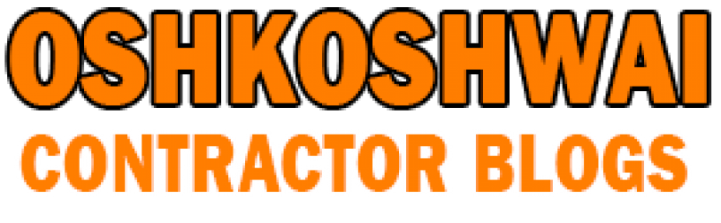 oshkoshwai Contracting Blogs